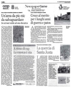 NEWSPAPERGAME